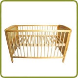 Kinderbed - Juniorbed 120 x 60 cm - Bedden