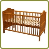Kinderbed ombouwbed Louise, 140 x 70cm - Bedden